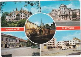 Slavonija: VW 1200 KÄFER/COX - Donji Miholjac, Virovitica,Suhopolje, St. Orahovica, Podravska Slatina   - (YU.) - Toerisme
