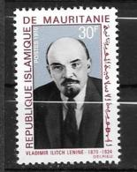 1970 - N° 275 **MNH - Lénine - Mauritania (1960-...)