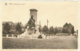 Gilly , Monument - Charleroi