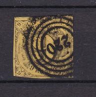 Thurn Und Taxis - 1852/58 - Michel Nr. 10 - Gest. - Thurn Und Taxis