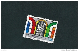 N° 2993 L'Imaginaire Irlandais - Saint Patrick  Cachet Rond   Oblitéré Timbre FRANCE 1996 - France