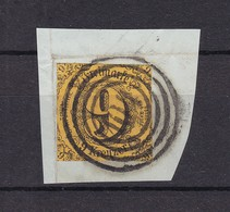 Thurn Und Taxis - 1852/58 - Michel Nr. 10 - Briefst. - Gest. - 25 Euro - Thurn Und Taxis