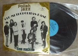 Vinyl Records Stereo 33 Rpm LP Polish JAZZ Old Metropolitan Band Time Machine Poland 1971 - Jazz