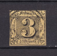 Thurn Und Taxis - 1852/58 - Michel Nr. 6 - Gest. - 20 Euro - Thurn Und Taxis