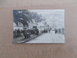 Mentone Carnival 1925 - 2 CPA - Menton