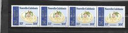 TIMBRE NEUF DE NOUVELLE CALEDONIE DE 1995 N° YVERT 688/91 - Unused Stamps