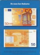 BANCONOTE DA 50 EURO - EDIZ. TEDESCA - NUOVA - Monete (rappresentazioni)