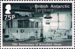B.A.T. - British Antarctic Territory  (BAT)