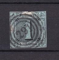Thurn Und Taxis - 1852/58 - Michel Nr. 11 - Gest. - 18 Euro - Thurn Und Taxis