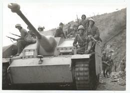 2 Infantry Division On The Way To Kriva Palanka-Yugoslavia,06.10.1944    Zs770-219 - War, Military