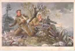 WWII WW2 Original Postcard Soviet URSS Patriotic Propaganda FREE STANDARD SHIPPING WORLDWIDE (1) - Russia
