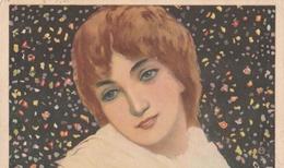 Cartolina - Postcard /   Viaggiata - Sent /  Donnina. - Femmes