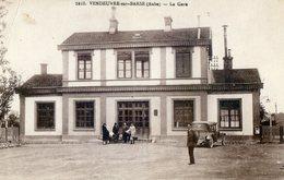 784. VENDEUVRE SUR BARSE. La Gare - Other Municipalities