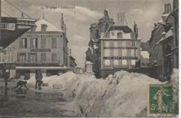 52 Il Neige à LANGRES - Langres