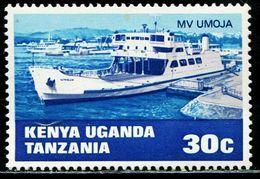 AF0924 Kenutan 1976 Inland Ship 1V MNH - Autres - Afrique
