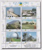 FRANCE  VIGNETTE FUTUROSCOPE - Commemorative Labels