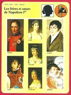 Les Frères Et Sœurs De Napoléon Ier : Joseph, Élisa, Lucien, Pauline, Louis, Caroline Et Jérôme. - History
