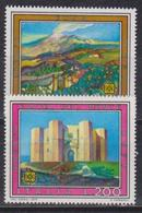 Italy, 1977, Europa CEPT, Landscapes, 2 Stamps - 1977