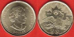 "Canada 1 Dollar 2016 ""Lucky Loonie"" UNC - Canada"