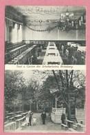 Polska - Polen - Pologne - BROMBERG - Saal Und Garten Des Arbeiterheim - Feldpost - Guerre 14/18 - Posen