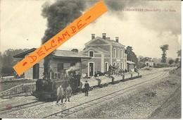- 76 - SEINE-MARITIME - LONDINIERES - La Gare - Francia