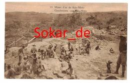 AK Mines D'or De Kilo-Moto, Goudmijnen, Goldminen Von Kilo-Moto, Belgisch-Kongo - Belgisch-Kongo - Sonstige