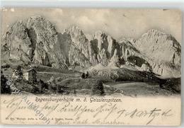 52568283 - Regensburgerhuette - Österreich