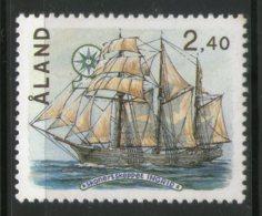 Aland 1988 Sailing Ship Transport Sc 32 MNH # 3365 - Boten
