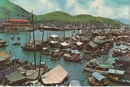 Aberdeen - The Famous Fishing Village Of Hong Kong - China (Hong Kong)