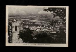 Cartolina Bagni Di Casciana Panorama Da Parlascio - Pisa