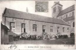 QUIEVY - Ecole De Garçons - Francia