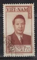 VIETNAM          N°  YVERT     7         OBLITERE       ( Ob  04/12 ) - Vietnam