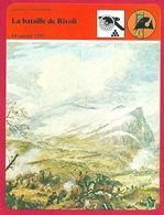 La Bataille De Rivoli. Napoléon Bonaparte. Guerre. Première République Française. Victoire Française Décisive. - History