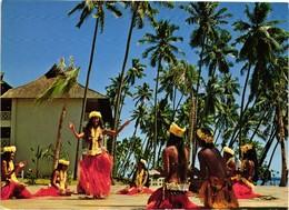 TAHITI .. GROUPE DE DANSE TAHITI NUI - Polinesia Francese