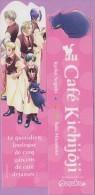 """Marque-page °° Manga Asuka  """" Café Kichijôji """" 4x16 - Marque-Pages"""