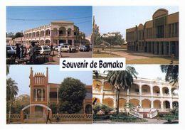 1 AK Mali * Hauptstadt Bamako - Direction Sotelema, Assemblée Du Mali, Ministère Des Travaux Publics, Cour D'appel Mali - Malí