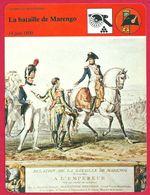 La Bataille De Marengo. Napoléon Bonaparte. Guerre. Première République Française. 14 Juin 1800. - History