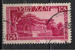 VIETNAM          N°  YVERT     11 ( 8 )          OBLITERE       ( Ob  04/12 ) - Vietnam