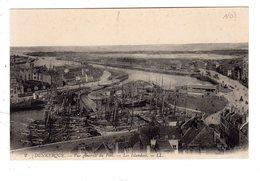Dunkerque Vue Générale Du Port Les Islandais ( Le Bassin Du Commerce ; Cale Des Pêcheurs ; Chenal ... - Dunkerque