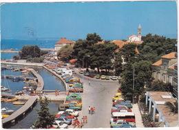 Biograd: FORD GRANADA, OPEL MANTA B, PEUGEOT 504, MILITARY JEEP, VW GOLF, WESTFALIA - (Croatia, YU.) - Toerisme