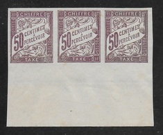 FRANCE COLONIES 1905 CHIFFRE TAXE YT 23** - Taxes