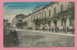 Polska - Polen - Pologne - TACHENSTOCHAU - Hotel Angieiski - Russich Polen - Feldpost - Guerre 14/18 - Schlesien
