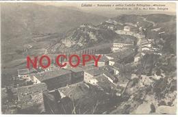 Loiano, Bologna, 2.7.1933, Panorama E Antico Castello Pellegrino. - Bologna