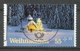 BRD 2012  Mi.Nr. 2966 , Weihnachten - Selbstklebend / Self-adhesive - Gestempelt / Fine Used / (o) - Used Stamps