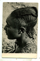 Femme Bantoue Mangbetu - Congo - Afrique