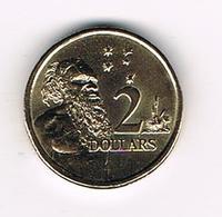 //  AUSTRALIE  2  DOLLARS  1998 - Monnaie Décimale (1966-...)