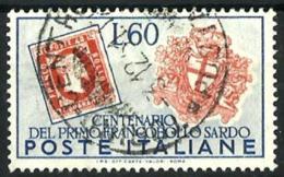Italia Nº 612 En Usado - 6. 1946-.. Republic