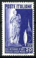 Italia Nº 598 Con Charnela - 6. 1946-.. Republic