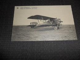 Camp D' Elsenborn   Un Altérissage  Avion  Vliegtuig - Elsenborn (camp)