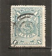 Costa Rica  Yvert  31 (usado) (o) - Costa Rica